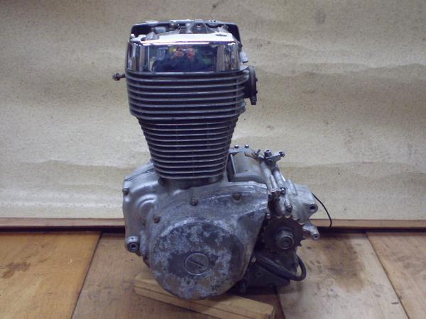 サベージ400 エンジン NK41A-1003