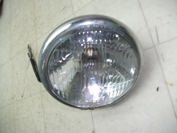 XT250T 社外汎用丸形ヘッドライト 30X-0024