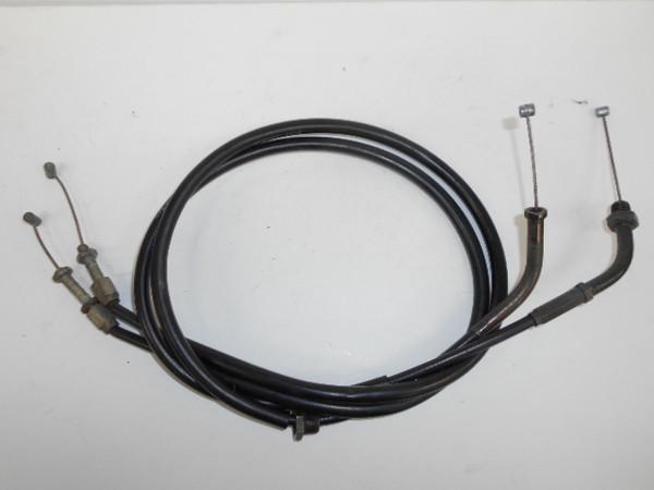 CB400SF アクセルワイヤー NC31-1021