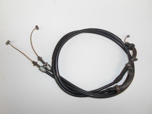CBR400F アクセルワイヤー NC17-1063