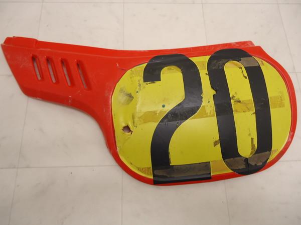 MTX200R サイドカバー左 MD07-1002