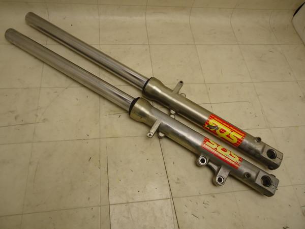 ZZR250 フロントフォーク左右/37π EX250H-0027