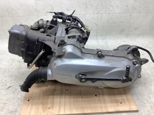 4サイクルDIO/ディオ 実動, エンジン実動/4サイクル/圧縮:1.5mpa AF62-1012