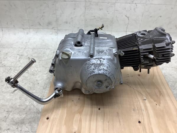スーパーカブ50/CUB ベース・ジャンク要OH, エンジン・ジャンク/圧縮:不明 C50-5387