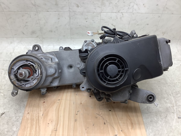レッツ4バスケット/Let's 部品取りベース, エンジン・ジャンク CA43A-1001