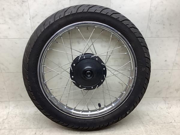 PW80  フロントホイール・タイヤ 4BC-1084