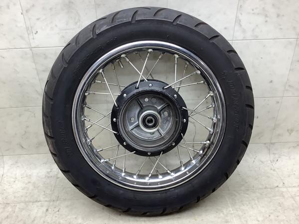 PW80  リアホイール・タイヤ 4BC-1084