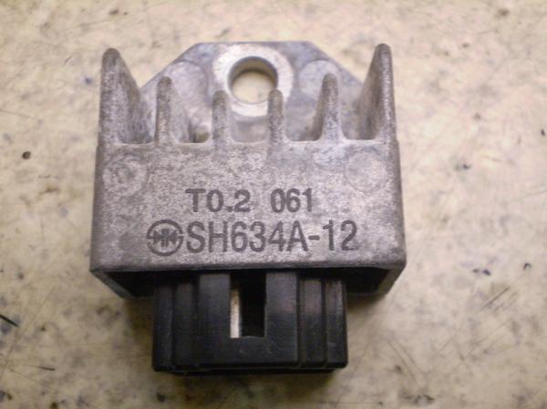 スーパーカブ50 レギュレター AA01-1031