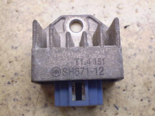 ビーノ50 レギュレター SA10J-0660