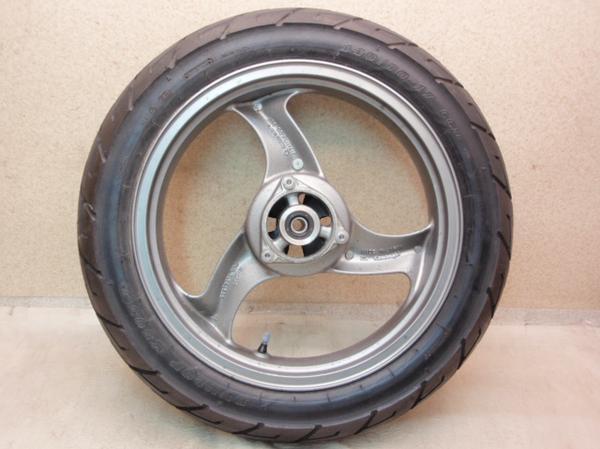 バリオス250 リアホイール・タイヤ ZR250A-0636