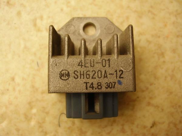 ギア50 レギュレター 4KN-0944