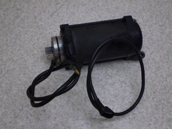 GPZ400S   セルモーター EX400A-0016