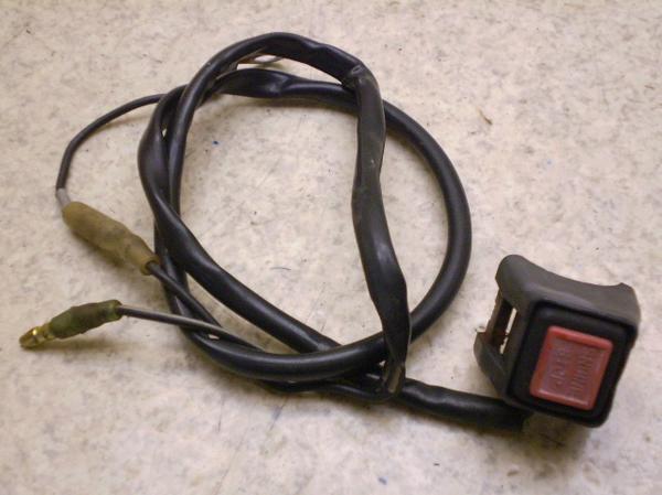 TRAIL80/トレイル80   キルスイッチ/ハンドルスイッチ右/エンジンオンオフスイッチ 451-2006