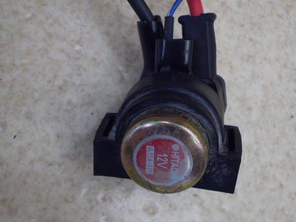 フェザー250   バッテリーコイル/スターターリレー 1KG-1061