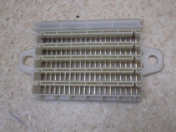 ジャイロX50   ハーネスジャンクションボックスBOX TD01-1826