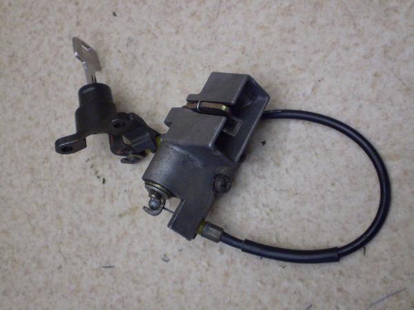 ベクスター125   キーセット/シートロック ワイヤー CF42A-1071