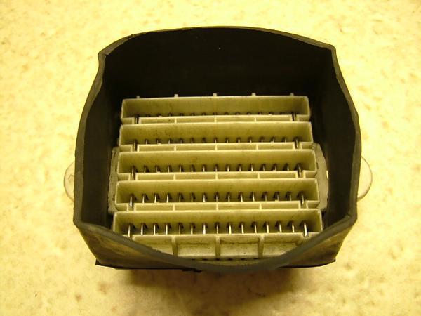 CBX125カスタム   ジャンクションボックスBOX JC12