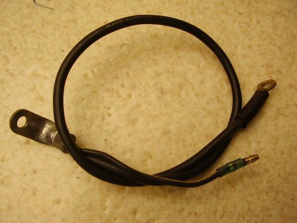 シグナス125SI   バッテリーケーブルハーネス SE01J-0025