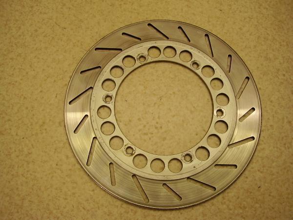 SRX250   フロントディスクローター/フロントブレーキディスク 外径φ265mm 内径φ130mm 51Y-0081