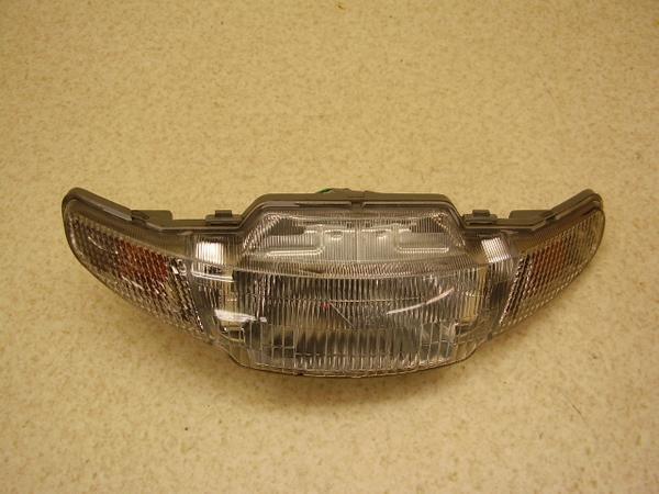 ディオ50   ヘッドライト/フロントウインカー左右 AF27-