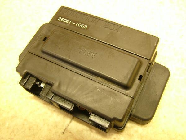 GPZ250R   ヒューズボックスBOX/ジャンクションボックス EX250E-0014