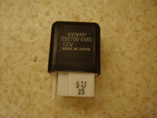 ジョルノクレア50   スターターリレー AF54-1001