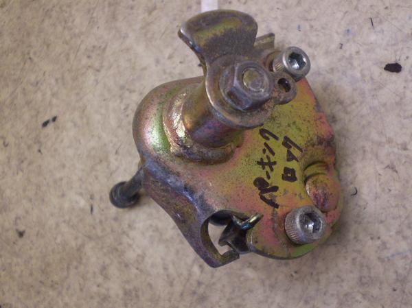 ジャイロキャノピー(12V)   パーキングロック TA02-1303