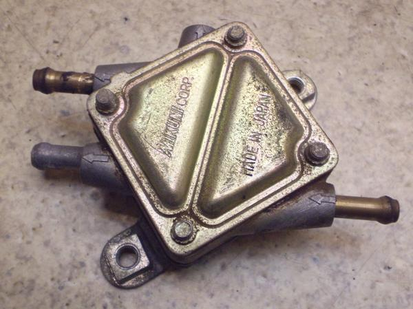 アドレス50   負圧コック/ガソリンコック/ガソリンポンプ CA1NA-1004
