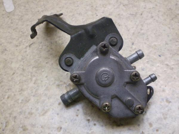 ジョグ50   負圧コック/ガソリンコック/ガソリンポンプ SA16J-4530