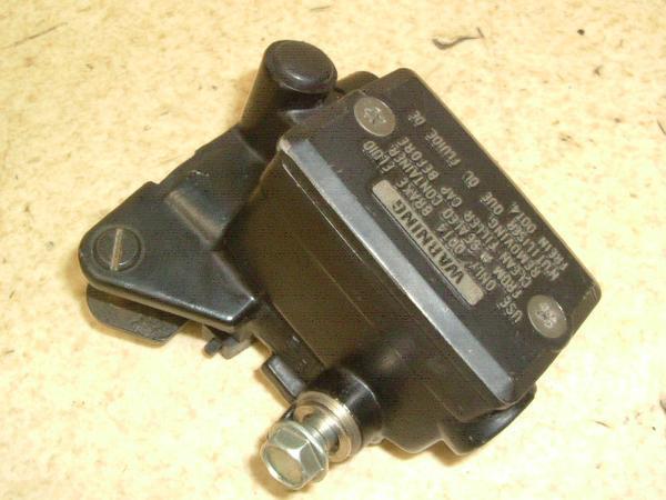 ZZR1100   クラッチマスターシリンダー ZXT10C