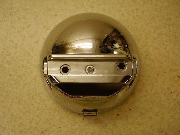 ジョルノクレア50   ヘッドライトカバー AF54-1001