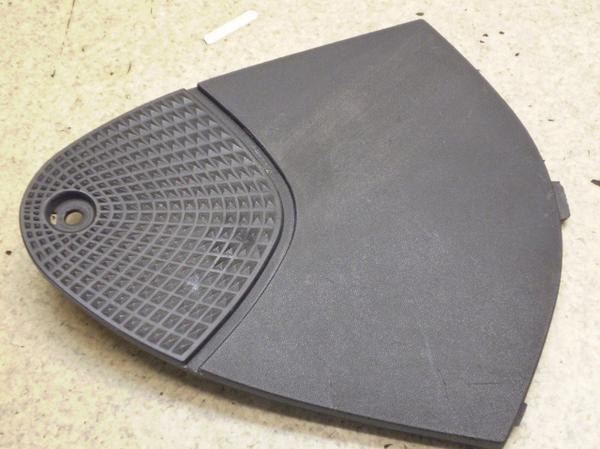 レッツS50   バッテリーカバー CA1PC-1034