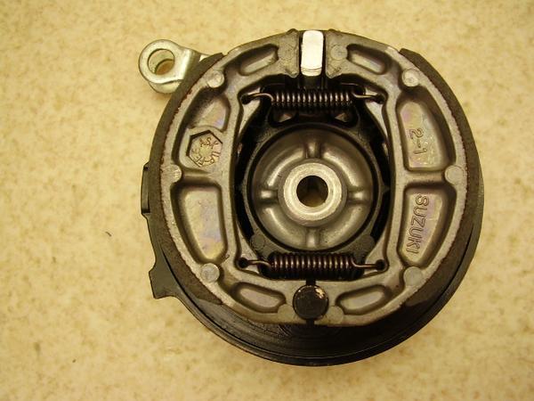 チョイノリ50   リアブレーキドラム CZ41A-1095