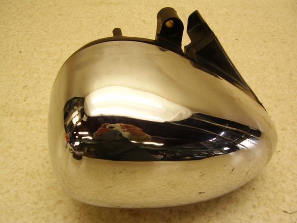 ビラーゴ250   エアクリーナーボックス/エアクリBOX/エアクリケース/ダクトインテーク 3DM-0016