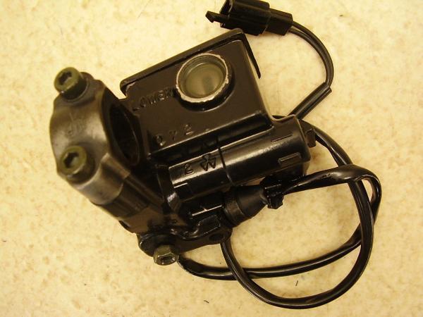 マジェスティ250   リアマスターシリンダー/リアブレーキマスター SG03J-0103