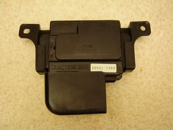 バリオス250   ヒューズボックスBOX/ジャンクションボックス ZR250A-0562