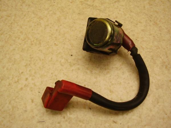 ブロンコ225   バッテリーコイル/スターターリレー 5BT-0070