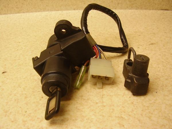 ZZR400   キーセット メットキーシリンダー ZX400K-0122