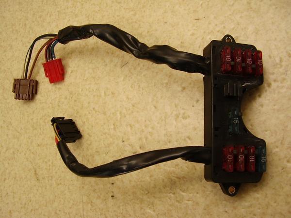 ウルフ250   ヒューズボックスBOX/ジャンクションボックス VJ21A-1137