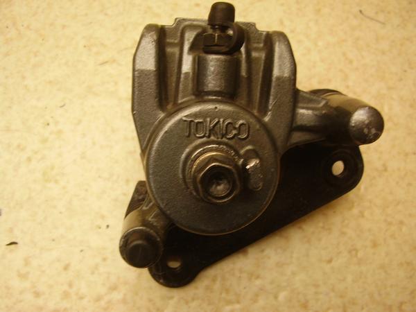 Z1100GP   リアブレーキキャリパー JKAKZBB12CA0106