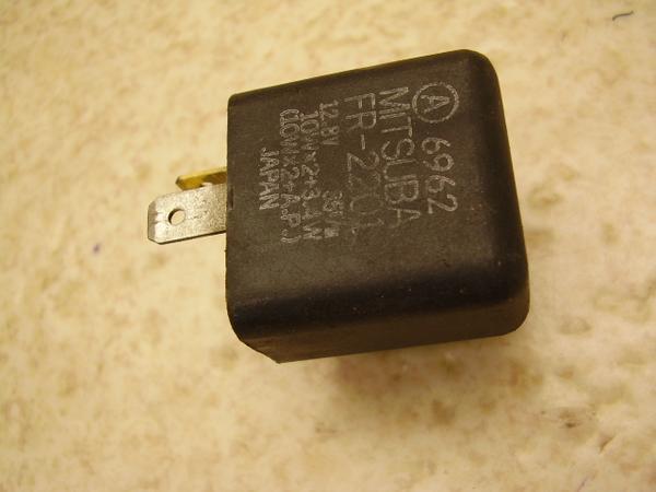 フラッシュS50   ウインカーリレー AB19-2037