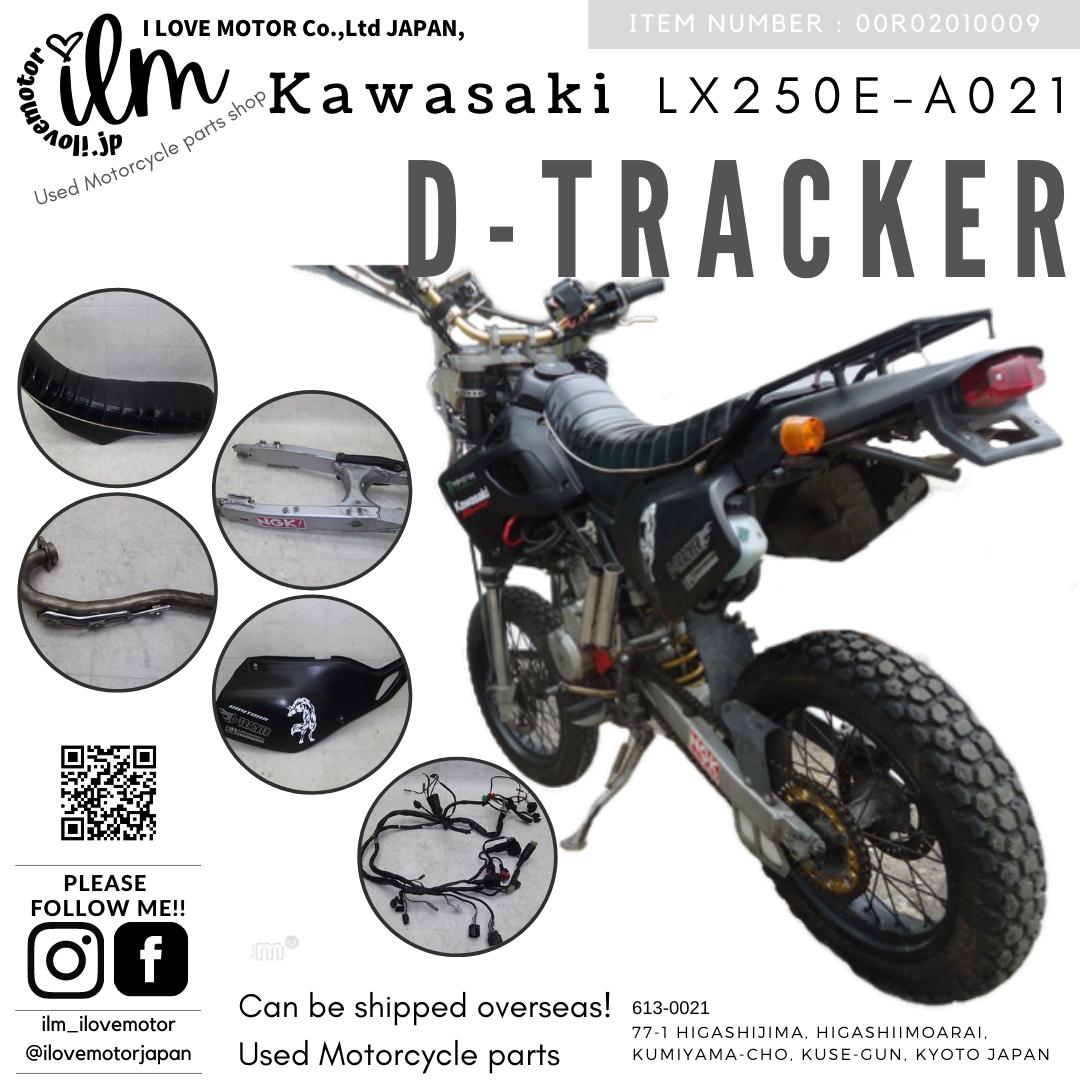 Dトラッカー250/D-TRACKER LX250E-A021